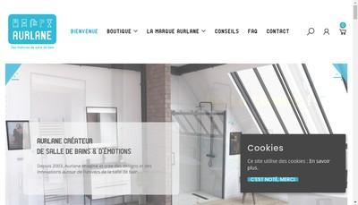 Site internet de Aurlane Aurlane Fr