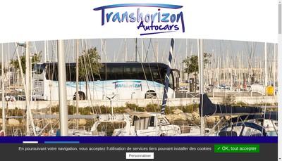 Site internet de Transports Valade