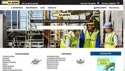 Site internet de Axmann