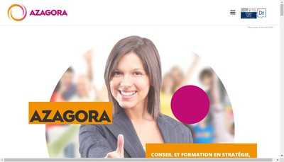 Site internet de Azagora