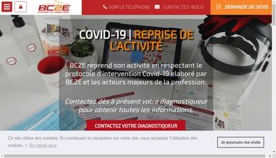 Site internet de Dcti