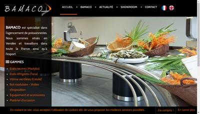 Site internet de Bamaco
