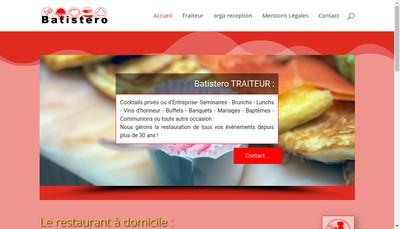 Site internet de Batistero
