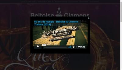 Site internet de Beltoise et Clamens