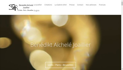 Site internet de Benedikt Aichele