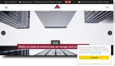 Site internet de Besd