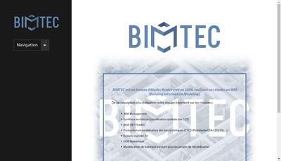 Site internet de Bimtec