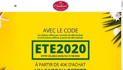 Site internet de Le Palet Solognot