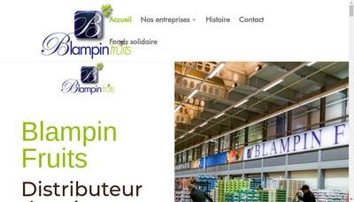 Site internet de Blampin