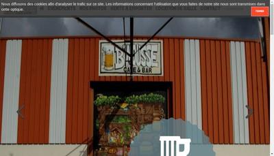 Site internet de B'Mousse
