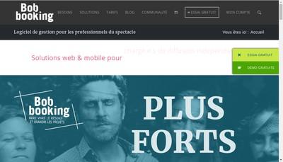 Site internet de Bob El Web