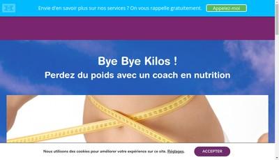 Site internet de Body Sano Dijon Monge