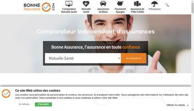 Site internet de Bonne-Assurance.com