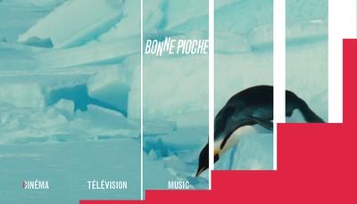 Site internet de Bonne Pioche Music