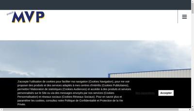 Site internet de Bourges Miroiterie Vitrerie Produits