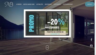 Site internet de Bouze