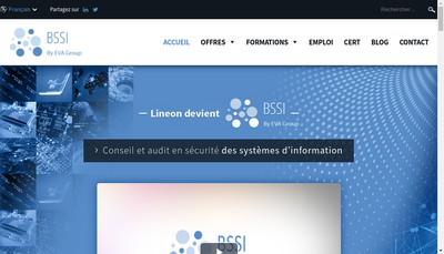 Site internet de Bssi