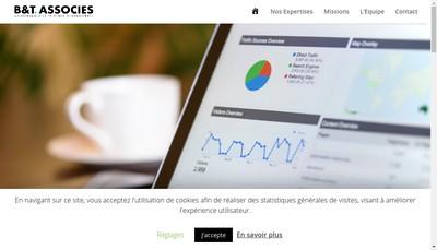 Site internet de La Fabrique Ethics