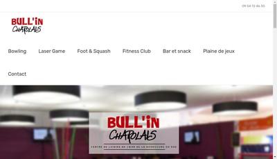 Site internet de Bull'In Charolais