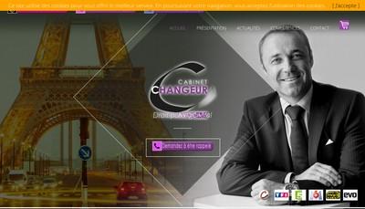 Site internet de Jean-Francois Changeur