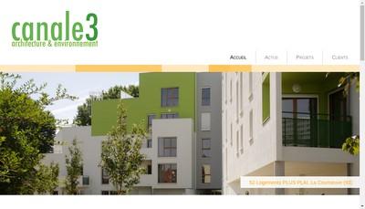 Site internet de Canale 3