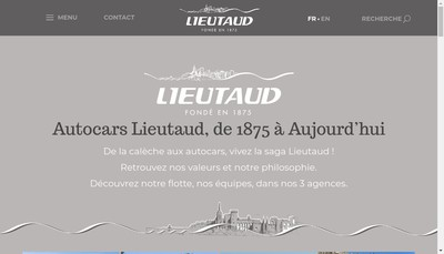 Site internet de Ap Cars Lieutaud
