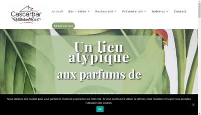 Site internet de Cascarbar