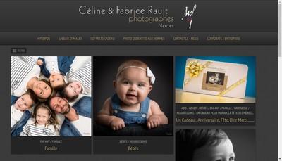 Site internet de Fabrice Rault - Photographe