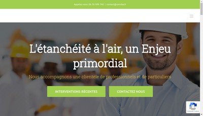 Site internet de Cemiba