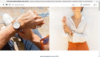 Site internet de By Charly Paris