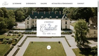 Site internet de Chateau de Couturelle
