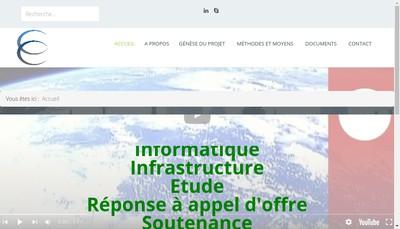 Site internet de Christian Chollet
