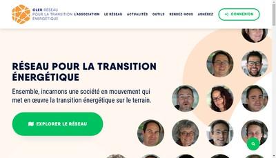 Site internet de CLER