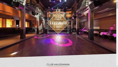 Site internet de Haussmann Taitbout