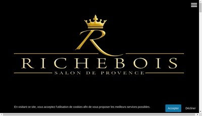 Site internet de Le Club 3 de Richebois