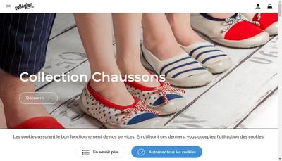 Site internet de Etablissements Olivier Guille et Fils