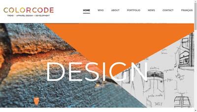 Site internet de Colorcode