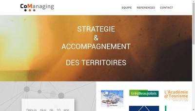 Site internet de Comanaging