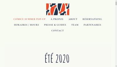 Site internet de La Doyenne du Comice