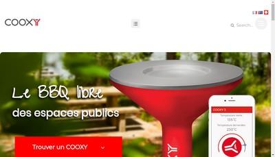 Site internet de Cooxy