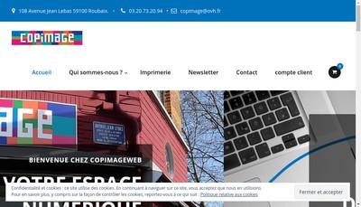 Site internet de Copimage