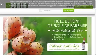 Site internet de Lexas France