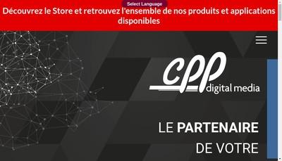 Site internet de CPP