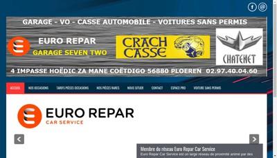 Site internet de Crach Casse