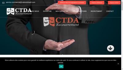 Site internet de Cabinet Thierry Drault & Associes