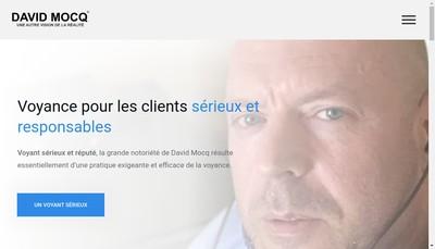 Site internet de David Mocq