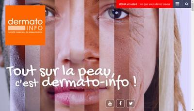 Site internet de Docteur Elise Arbona-Vidal