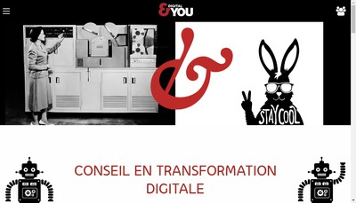 Site internet de Digital & You