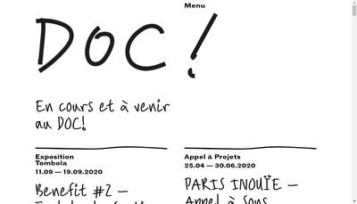 Site internet de @Doc