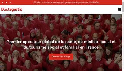 Site internet de Directgestion